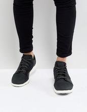Timberland | Черные замшевые кроссовки Timberland Flyroam - Черный | Clouty