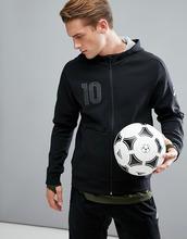 adidas | Худи черного цвета Adidas Tango Football bq6886 - Черный | Clouty
