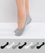 ASOS | Набор из 7 пар носков ASOS DESIGN - Мульти | Clouty