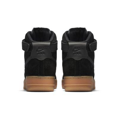 NIKE | Черный Женские кроссовки Nike Air Force 1 High SE | Clouty