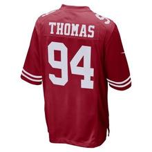 NIKE | Мужское джерси для американского футбола NFL San Francisco 49ers Game (Solomon Thomas) | Clouty