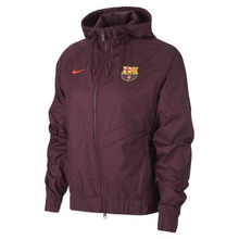 NIKE | Женская куртка FC Barcelona Authentic Windrunner | Clouty