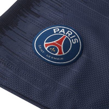 NIKE | Мужские футбольные шорты 2018/19 Paris Saint-Germain Vapor Match Home/Away | Clouty