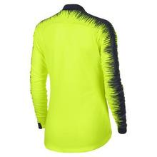 NIKE | Женская футбольная куртка FC Barcelona Anthem | Clouty