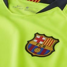 NIKE | Женское футбольное джерси 2018/19 FC Barcelona Stadium Away | Clouty