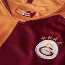 NIKE | Женское футбольное джерси 2018/19 Galatasaray S.K. Stadium Home | Clouty