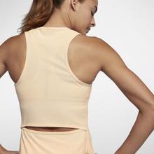 NIKE | Теннисное платье NikeCourt TechKnit Cool Slam | Clouty