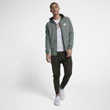NIKE | Мужская худи с молнией во всю длину Nike Sportswear Advance 15 | Clouty