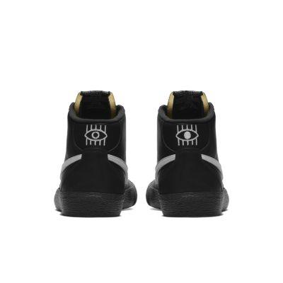 NIKE | Черный Женская обувь для скейтбординга Nike SB Bruin Hi | Clouty