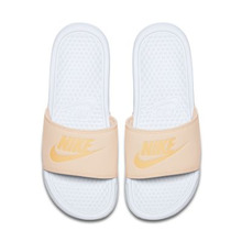 NIKE | Женские шлепанцы Nike Benassi Pastel QS | Clouty