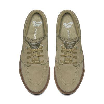 NIKE | Оливковый Женская обувь для скейтбординга Nike Zoom Stefan Janoski | Clouty