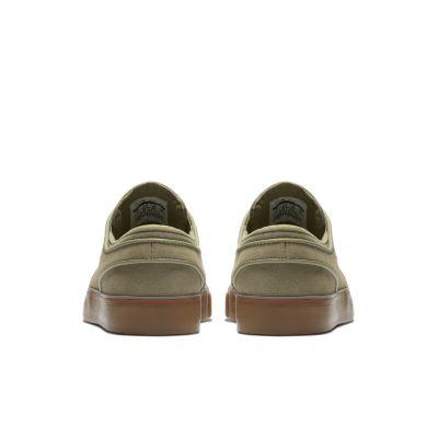 NIKE   Оливковый Женская обувь для скейтбординга Nike Zoom Stefan Janoski   Clouty