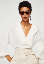 MANGO | Блуза | Clouty