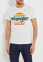 Wrangler   Футболка   Clouty