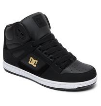 DC Shoes   Женские высокие кеды Rebound High Suede   Clouty