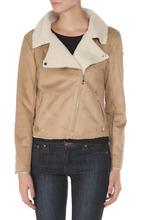 Gaudi | Меховая куртка Gaudi | Clouty