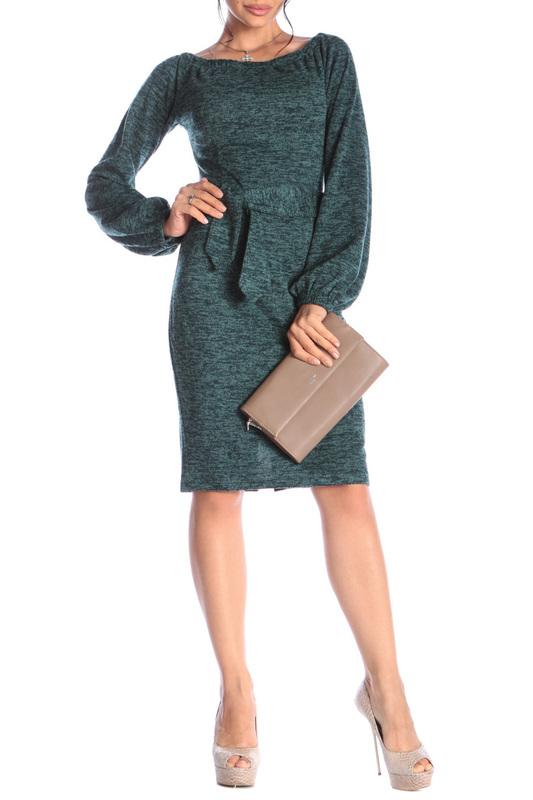 Laura Bettini   Темно-изумрудный Платье Laura Bettini   Clouty