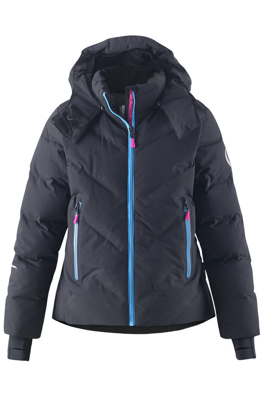Reima | Черный Куртка Reima | Clouty