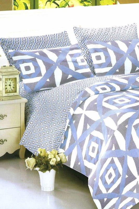 Текстильный Каприз | Белый Постельное белье семейное ТекСтильный Каприз | Clouty
