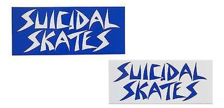 Dogtown & Suicidal | Наклейка Dogtown&Suicidal ST Sticker Packs | Clouty