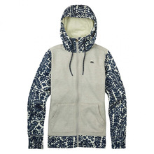 BURTON | Толстовка Burton Quartz Full-Zip | Clouty