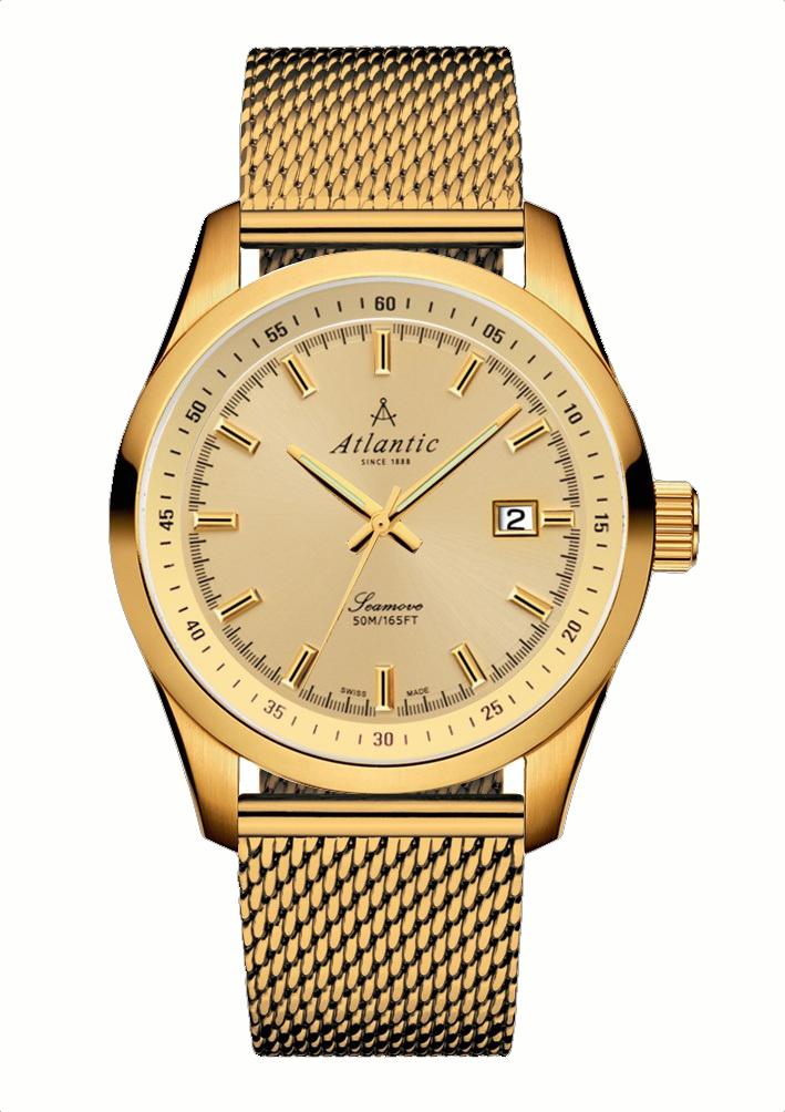 Часы atlantic в коллекции seamove - в интернет-магазине novosti-rossiya.ru оригиналы по выгодным ценам, бесплатная доставка по россии.