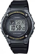 Casio | Casio W-216H-1B | Clouty