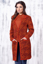 Московская Меховая Компания | Женский жакет из текстиля | Clouty