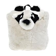 Yves Salomon | Меховой рюкзак с отделкой | Clouty