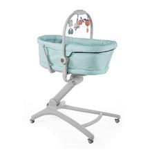 Chicco | Кровать-стульчик BABY HUG 4 в1 Aquarelee | Clouty