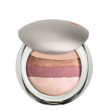 Pupa | PUPA Румяна-пудра универсальная для лица и тела LUMINYS BAKED ALL OVER № 01 Розовые оттенки | Clouty