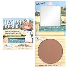 The Balm | THE BALM Бронзирующая пудра-румяна Balm Desert 6,6 г | Clouty