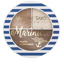 Vivienne Sabo | VIVIENNE SABO Палетка для скульптурирования лица Mariniere № 01 | Clouty