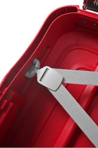 271752b1f469 ... Samsonite   Красный Crimson Red Чемодан 55 см S CURE 40x55x20 см    Clouty ...