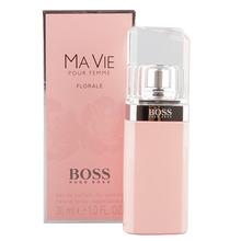 BOSS | Парфюмерная вода HUGO BOSS MA VIE FLORALE жен. 30 мл | Clouty