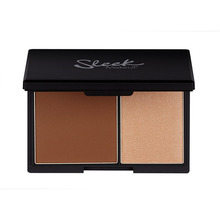 Sleek Makeup | Палетка для скульптурирования лица SLEEK MAKEUP FACE CONTOUR KIT тон 885 medium | Clouty