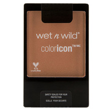 Wet N Wild | Румяна для лица WET N WILD COLOR ICON тон E3262 Rose champagne | Clouty