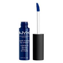 NYX Professional Makeup | Помада для губ NYX PROFESSIONAL MAKEUP SOFT MATTE LIP CREAM тон 31 Moscow матовая жидкая | Clouty