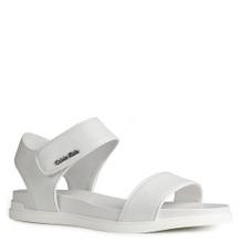 Calvin Klein | Босоножки CALVIN KLEIN YUA белый | Clouty