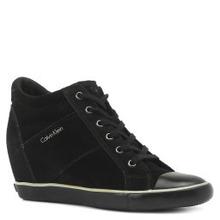 Calvin Klein | Сникерсы CALVIN KLEIN VOSS черный | Clouty