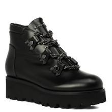 Nando Muzi   Ботинки NANDO MUZI T334COO черный   Clouty