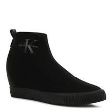 Calvin Klein | Ботинки CALVIN KLEIN RYO черный | Clouty