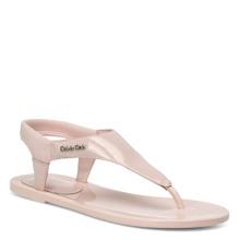 Calvin Klein | Сандалии CALVIN KLEIN JELENA светло-розовый | Clouty