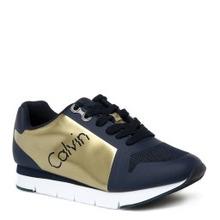 Calvin Klein   Кроссовки CALVIN KLEIN TALINE темно-синий   Clouty