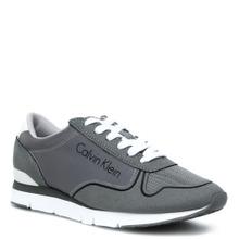 Calvin Klein | Кроссовки CALVIN KLEIN TORI зелено-серый | Clouty