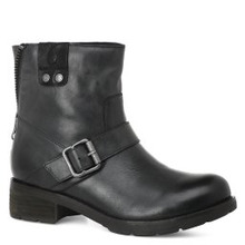 Calvin Klein | Ботинки CALVIN KLEIN HADLEY серо-черный | Clouty