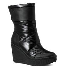 Calvin Klein | Полусапожки CALVIN KLEIN SUZIE FW17 черный | Clouty