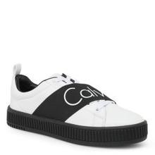 Calvin Klein | Кеды CALVIN KLEIN ANTONIA белый | Clouty