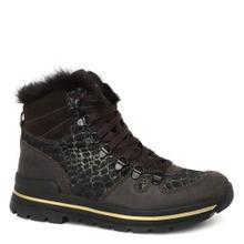 Olang | Ботинки OLANG GINGER темно-коричневый | Clouty