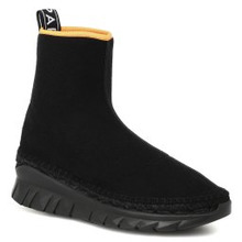 KENZO | Ботинки KENZO ES355 черный | Clouty